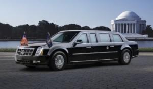 Elnöki különleges limuzin